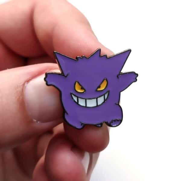 Gengar Pokémon Pin