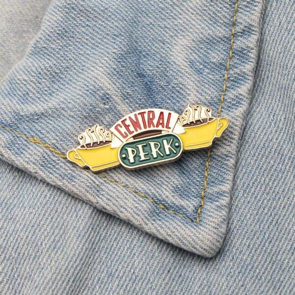 Central Perk Pin