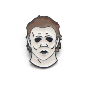 Mike Myers Mask Pin