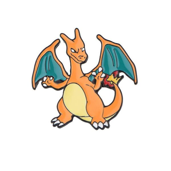 Charizard Pokemon Pin