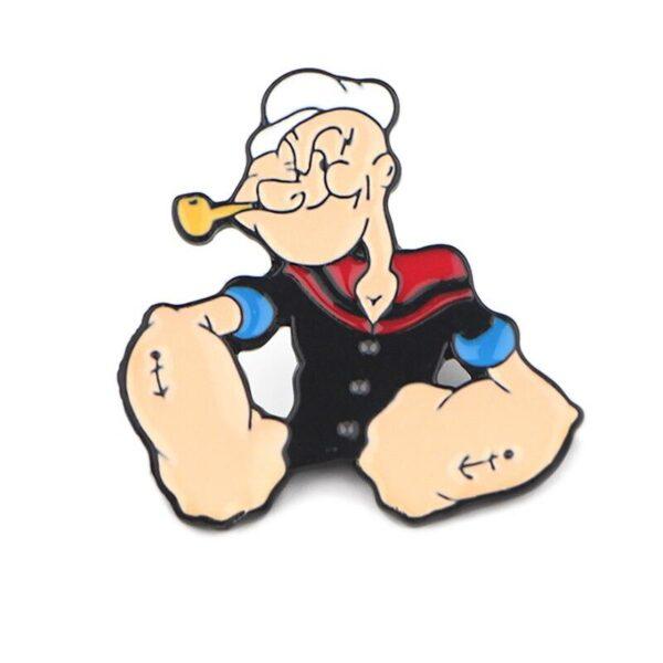 Popeye Pin