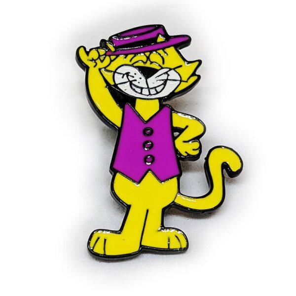 Top Cat Pin