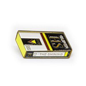 The Shining VHS Pin