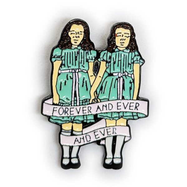 The Grady Twins Pin