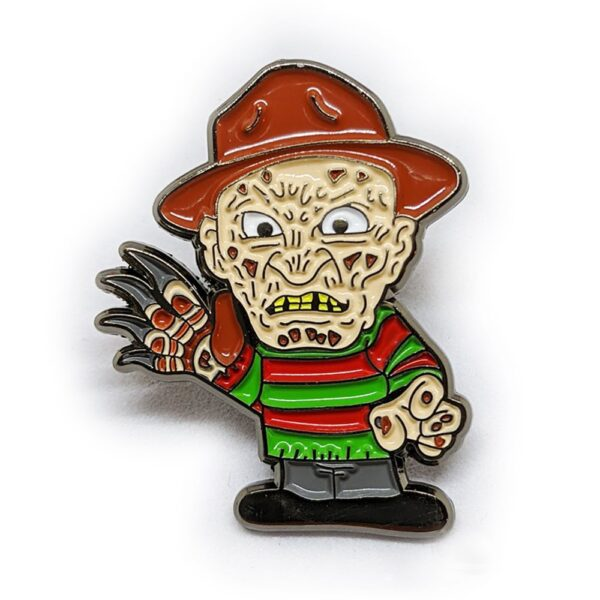 Freddy Krueger Pin