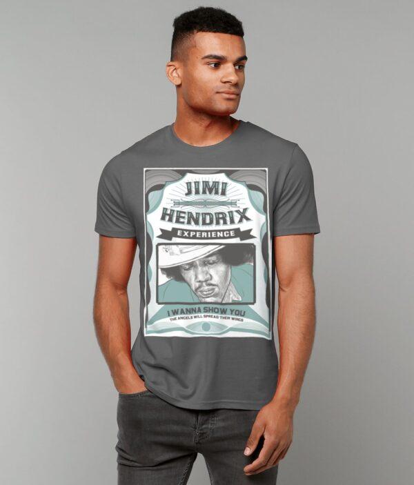 Jimi Hendrix Show T-Shirt