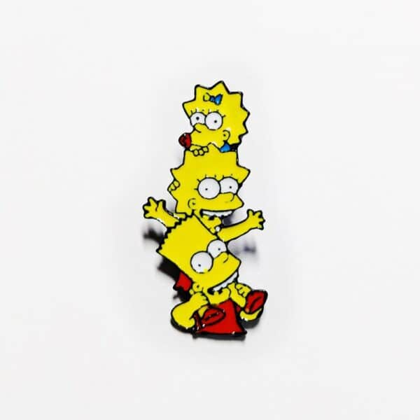 Simpsons Kids Pin