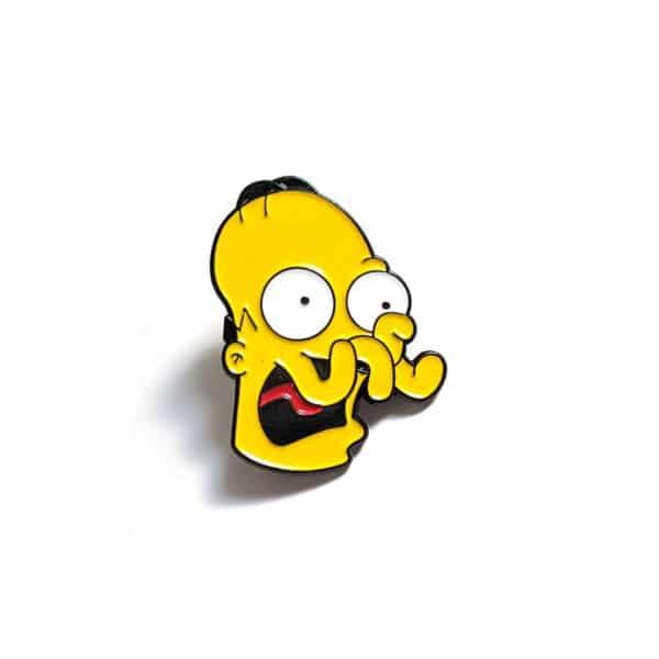 Homer Simpson Pins