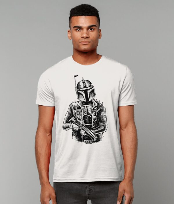 Boba Punk T-Shirt Man