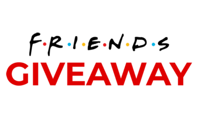 Friends Giveaway