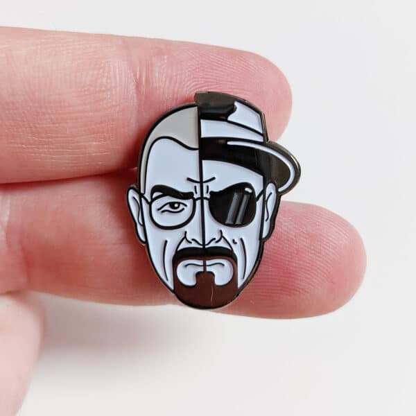 Walter White Breaking Bad Pin