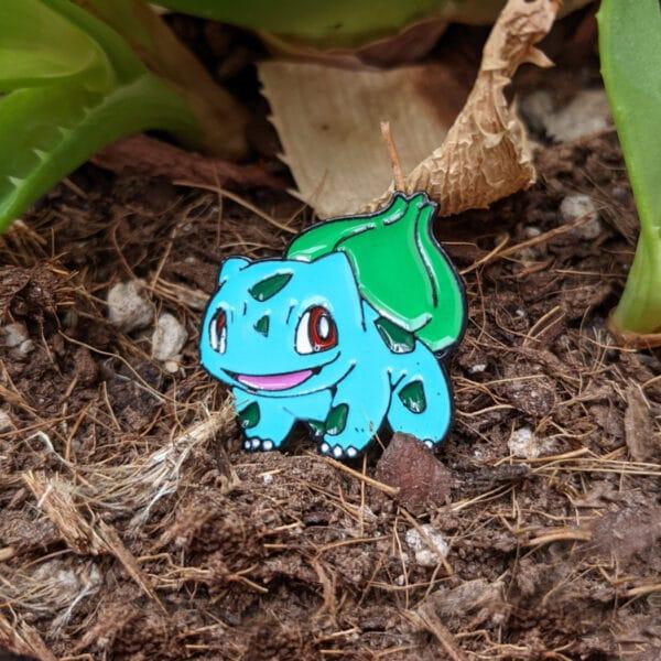 Bulbasaur Enamel Pin