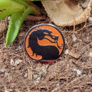 Mortal Kombat Pin