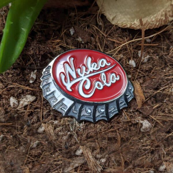 Nuka Cola Pin