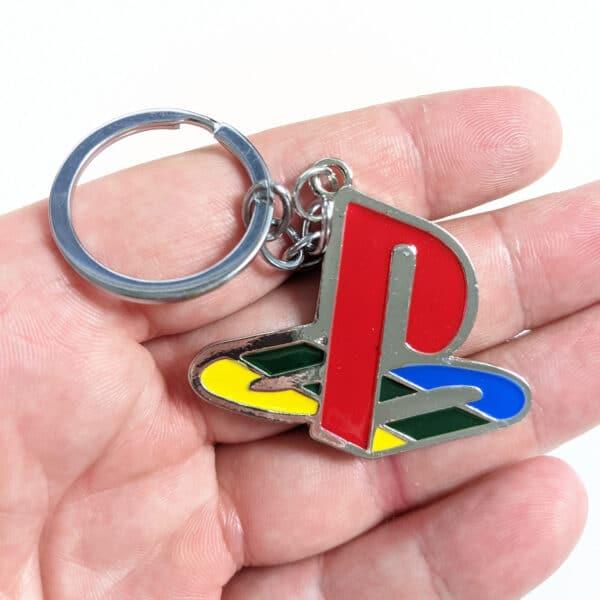 PlayStation Key Ring