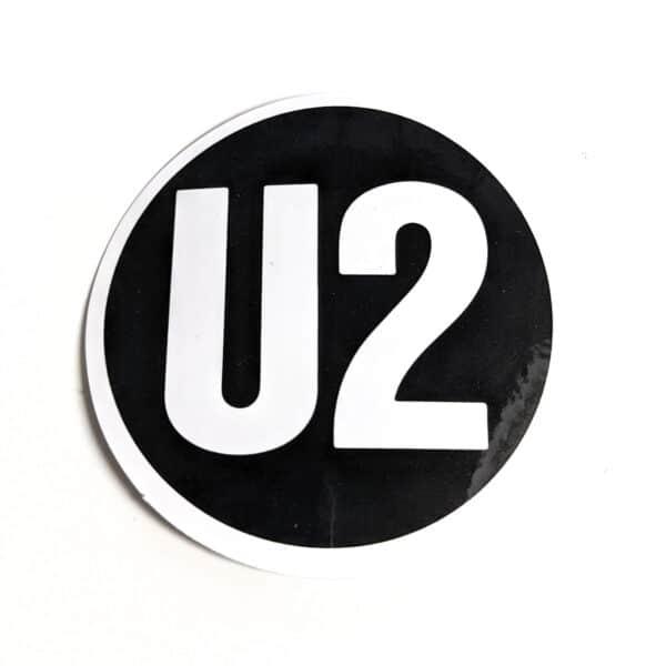 U2 Sticker