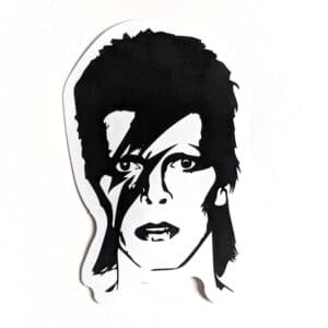David Bowie Sticker