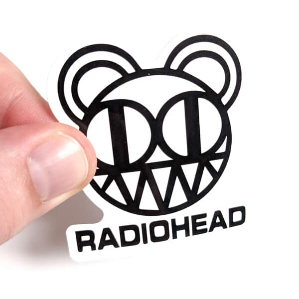 Radiohead Sticker