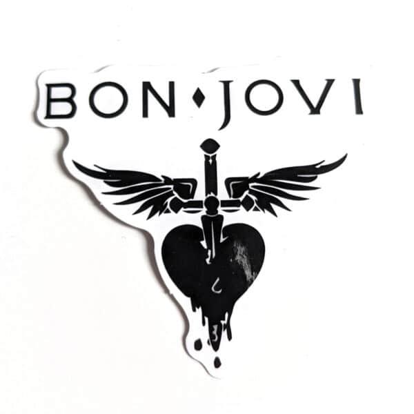 Bon Jovi Sticker