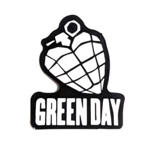 Green Day Sticker
