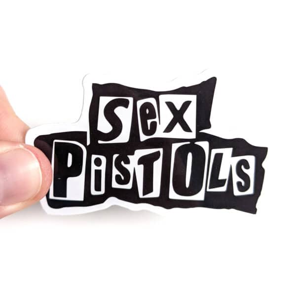 Sex Pistols Sticker
