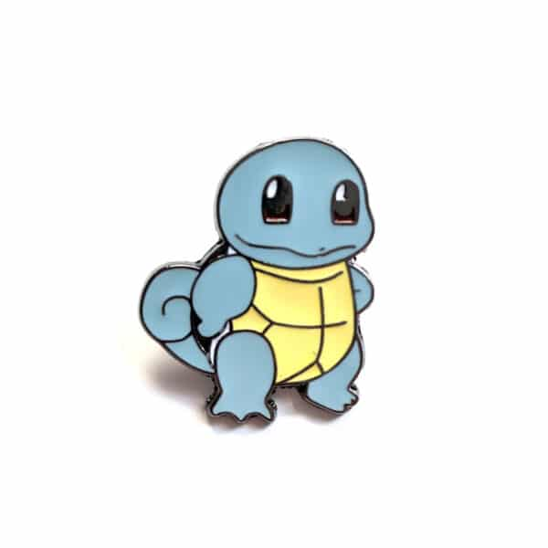 Squirtle Pokémon Pin