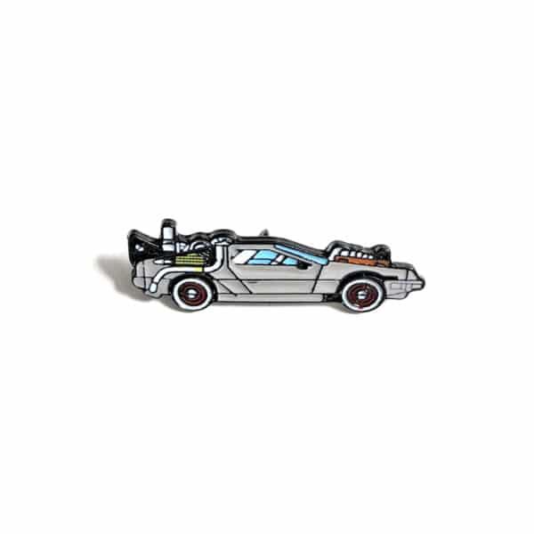 Back to the Future DeLorean Pin