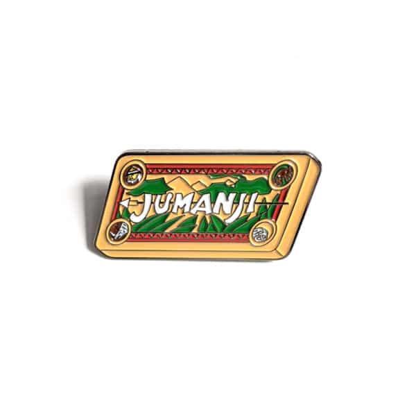 Jumanji Board Pin