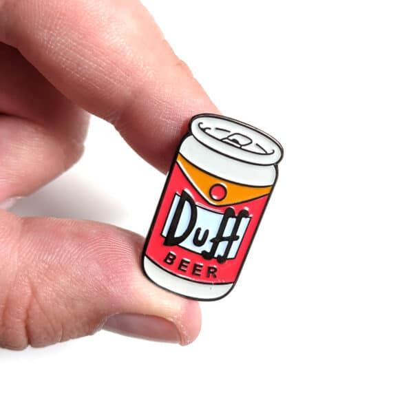 Duff Beer Pin