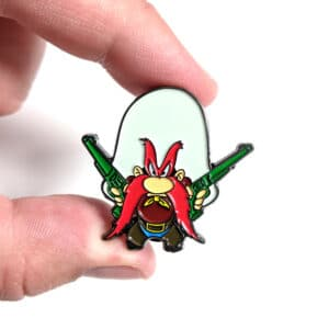 Yosemite Sam Looney Tunes Pin